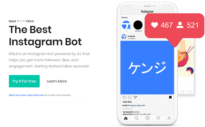 kenji-instagram-bot-for-account-growth