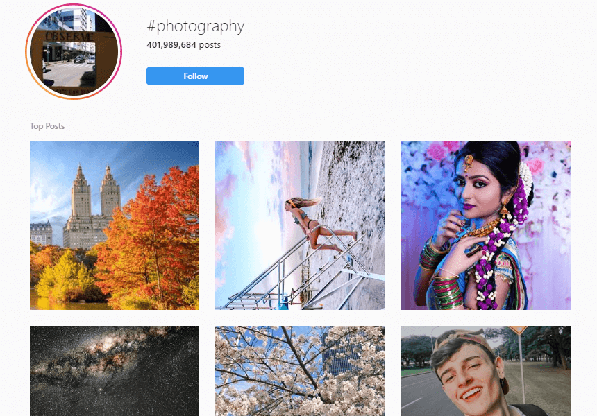 Managing Your Instagram Business Profile - #photographersofindia Hashtag