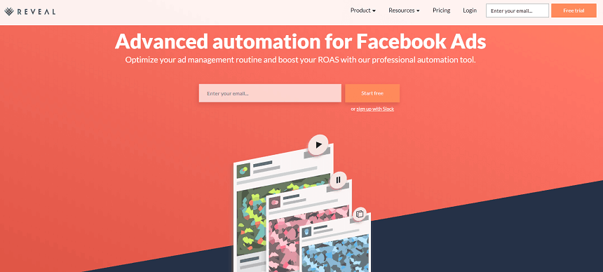 Revelabot - Manage Instagram Ad Automation